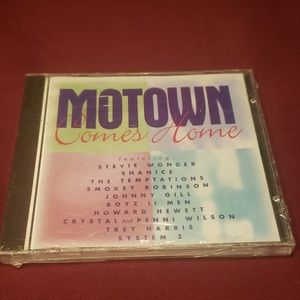 Brand new Motown Comed Home CD
